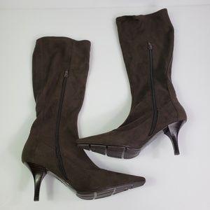 BCBGIRLS Knee High Boots. Sz 8b